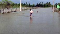 Deszcze zalewają wybrzeże Ekwadoru