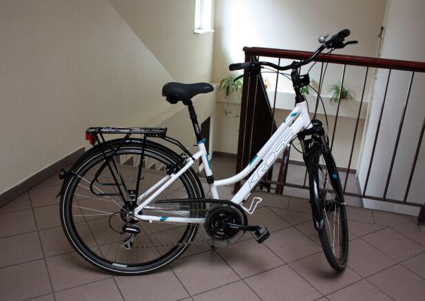 Skradziony rower  ksp