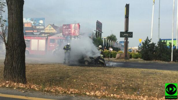 Akcja strażaków w Jankach Yaro / Kontakt 24