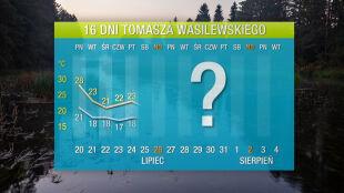 Pogoda na 16 dni: to będzie najchłodniejsza część lipca