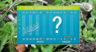 Pogoda na 16 dni: niebawem zapomnimy o zimnie