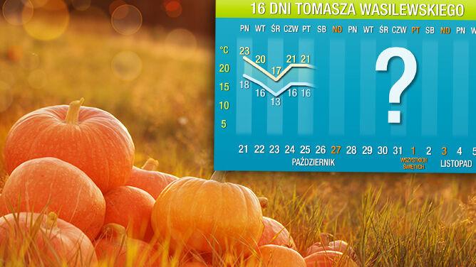 Prognoza pogody na 16 dni: duże ochłodzenie dopiero pod koniec miesiąca