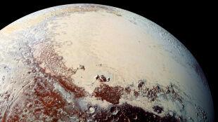 """Lodowe """"serce"""" Plutona jest trujące"""