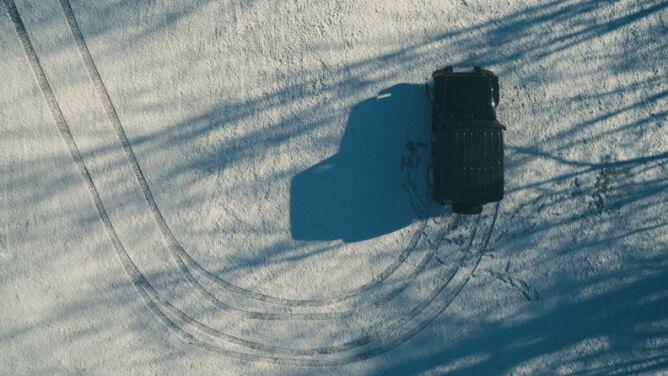 Ostrożnie za kierownicą. <br />W niektórych regionach spadnie śnieg